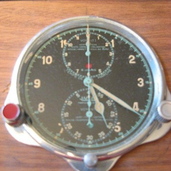 Jaeger Lecoultre console Stopwatch