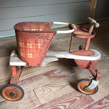 Coca-Cola pedal car? - Toys