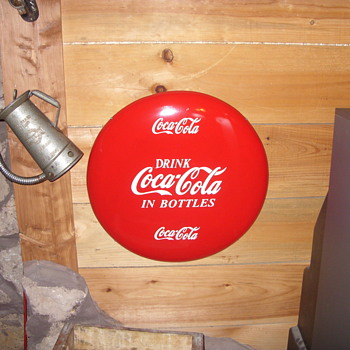 24 inch coca cola button - Coca-Cola