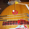 TOY GOLF CLUB SET