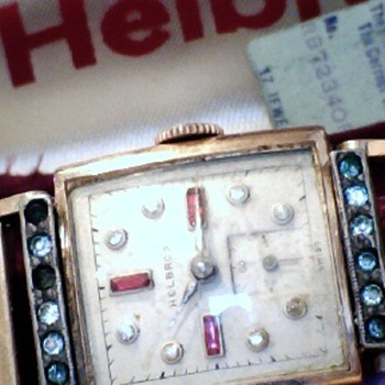 Helbros Mens Watch