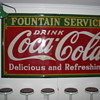 Coca Cola Sign