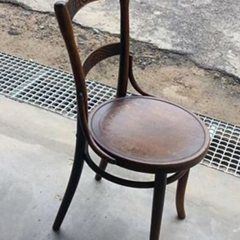 Antique chair - my old chair