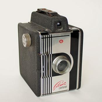 Fototecnica - Filmor Box Camera - Cameras