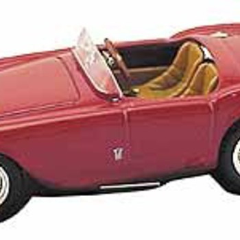 Ferrari 225S Vignale '52 - Question for everyone - Model Cars
