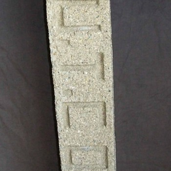 Union Traction Co.property line marker - Railroadiana