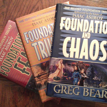 Second Foundation Trilogy Books - Books