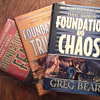 Second Foundation Trilogy Books