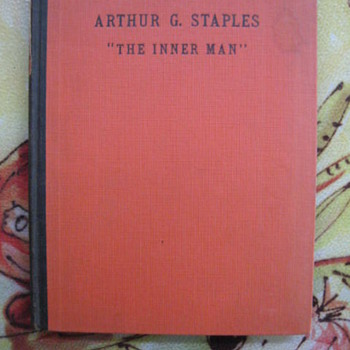 Arthur G Staples....Roycroft Press