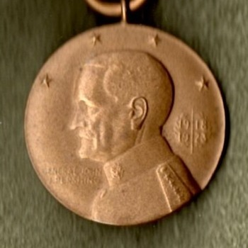 US Army of Occupation of Germany Medal for post-WWI - Military and Wartime
