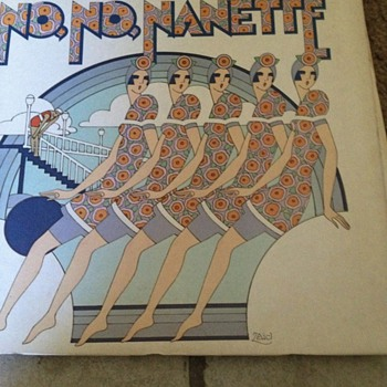 No No Nanette - Records