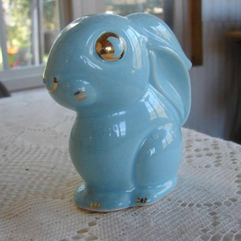 Cameron Clay Cottontail bunny