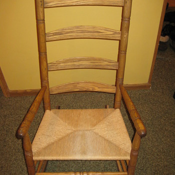 Shaker rocking chair?