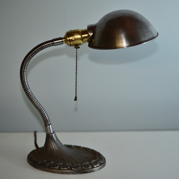 Vintage Aladdin No.50 Desk Lamp - Art Deco
