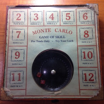 Monte Carlo Game of Skill For Trade Only Try Your Luck Trade Stimulator