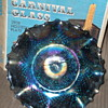 Indiana Glass Carnival Glass hostess dish