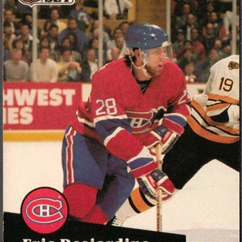 1991 - Hockey Cards (Montreal Canadiens)