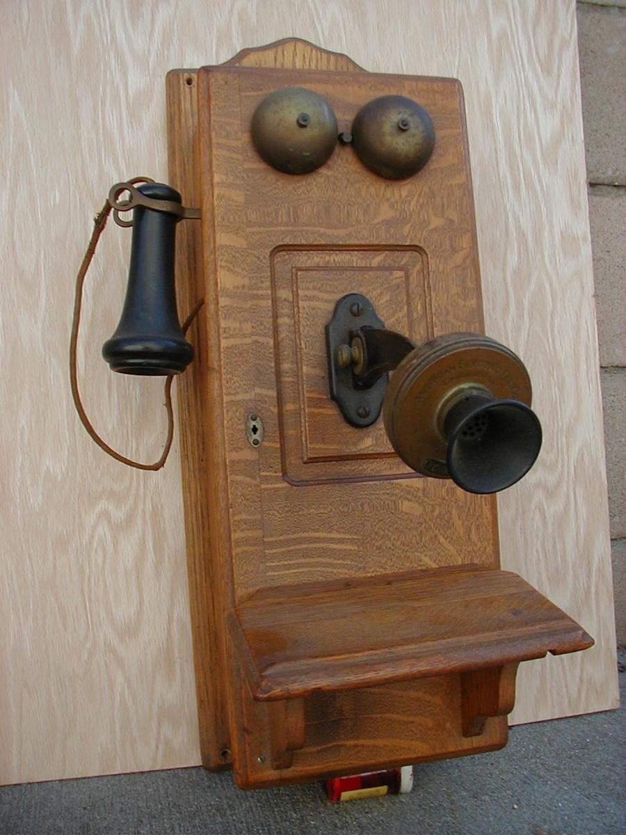 My Antique Crank Telephone Collectors Weekly