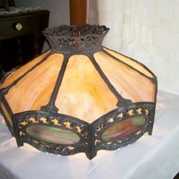 Handel Hanging Lampshade - Lamps