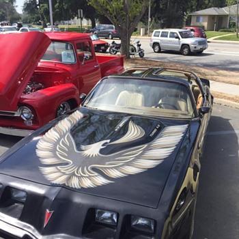 1980 Turbo Trans Am