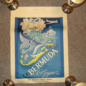 Vintage French Travel Posters