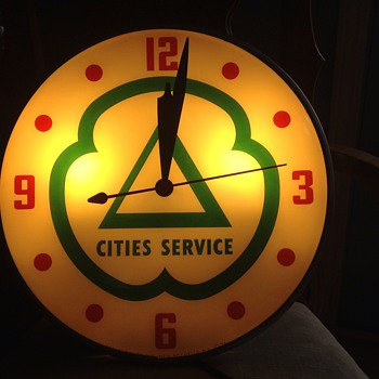 clocks from iowa gas show,last week