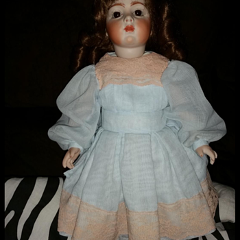 An Old Doll  - Dolls