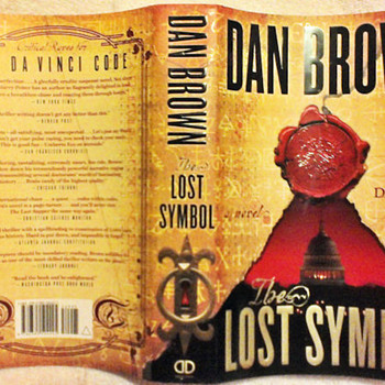 The Lost Symbol by Dan Brown - Books