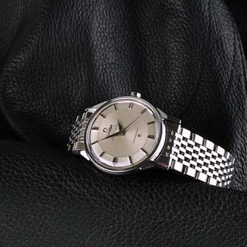 1967 Omega Constellation 551 Movement on an Omega Bracelet