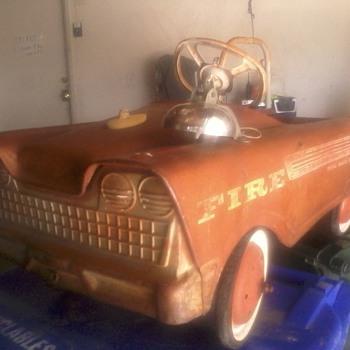 pedal car - Model Cars