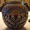 Mystery Chinese hand painted Jug