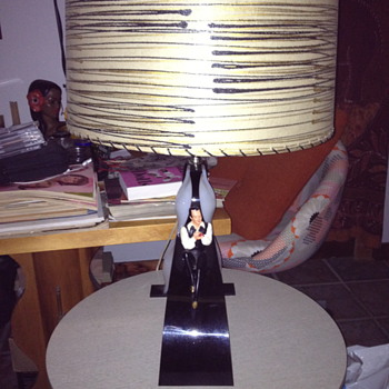 Tiny Dancer Lamp - Lamps