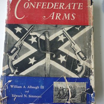 Confederate Arms - Books