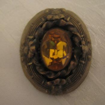 Victorian Fur Clip
