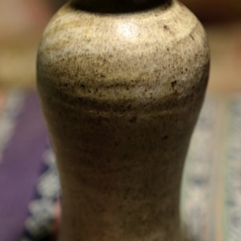 Beautiful Little Urn Signed by Whom? - Art Pottery