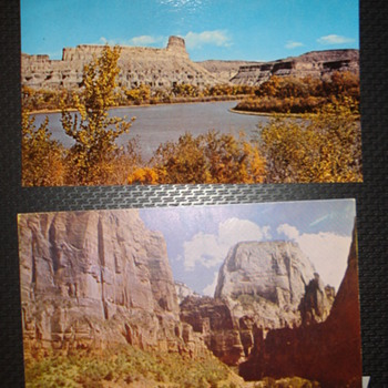 UTAH POSTCARDS - Postcards