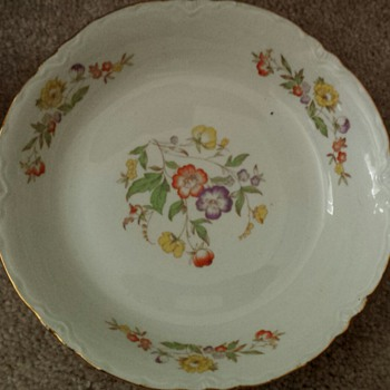 Mystery China from Grandma  - China and Dinnerware