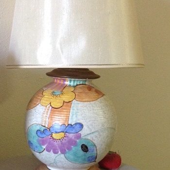 Great grandmothers table lamp