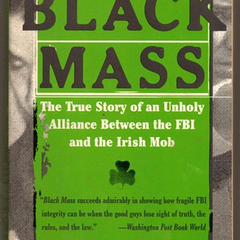2001 - The Black Mass - Books