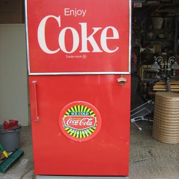 Refrigerator - Coca-Cola