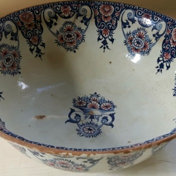 English mark on this bowl?