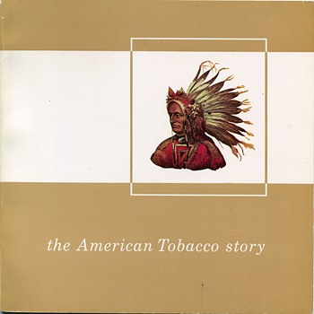 """The American Tobacco Story"" Publication, 1964"