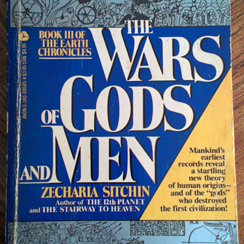 The Wars Of Gods And Men book