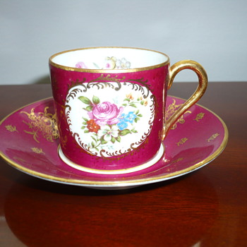 A favorite Demitasse - China and Dinnerware