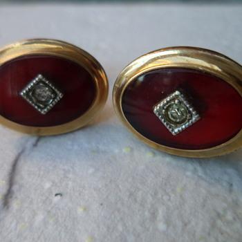 Vintage 10k gold Cufflinks