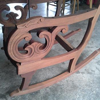 lincoln rocker - Furniture