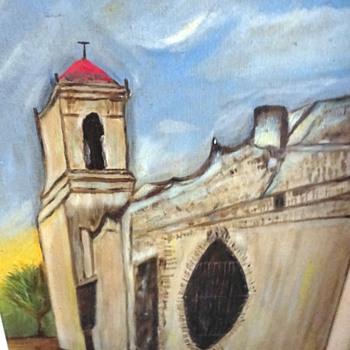 Spanish Castle  - Visual Art