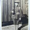 PVT HENRY J. BROWN, 2ND INF, 6TH USMC REGT, KIA WWI