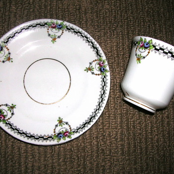 China-Duchess China from England - China and Dinnerware
