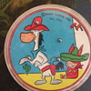 1965 Ball-N-Hole Quick Draw McGraw Puzzle Game